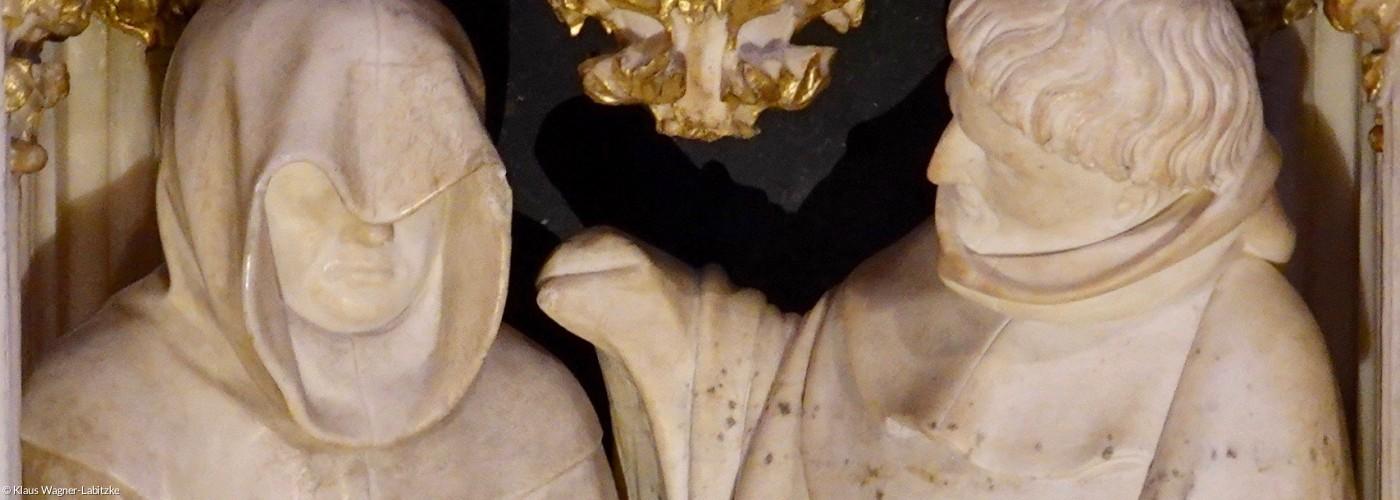 Pleurants Nr. 20,21; Grabmahl, Dijon, Musée des Beaux-Arts