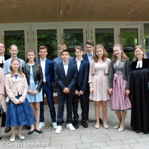 Konfirmation Bad Aibling 2019 2